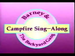 Image Threewishes Theend Jpg Barney by Barney U0026 The Backyard Gang Campfire Sing Along Twilight