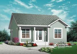 two bed room house w3113 economical 2 bedroom modern rustic bungalow house plan 2