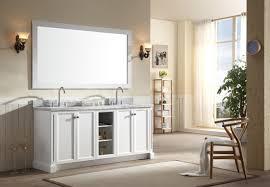 ace hollandale inch double sink bathroom vanity set black fi
