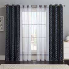 Emery Drapes Image Result For Layering Drapes For Wide Windows Window