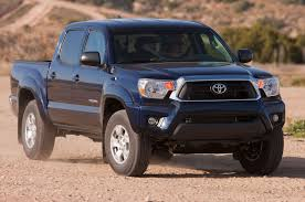 Toyota Tacoma Exterior Door Handle by 2014 Toyota Tacoma Reviews And Rating Motor Trend