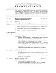 Sample Psw Resume by Psw Resume Objective Examples Sample Resume Templates Pdf