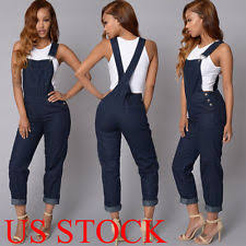 womens rompers and jumpsuits overall jumpsuit ebay