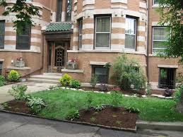 front yard landscaping in chicago 4 seasons painting and