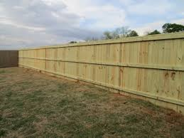 charleston style fence prowell s premier garden wood fence designs