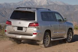 lexus suv parts used 2013 lexus lx 570 suv pricing for sale edmunds