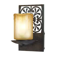 Candle Wall Sconces Wrought Iron Window Electric Candles World Imports Adelaide Collection Bronze