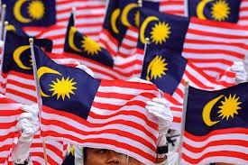 Malasia Flag Aku Anak Malaysia I Am A Malaysian The Asean Post