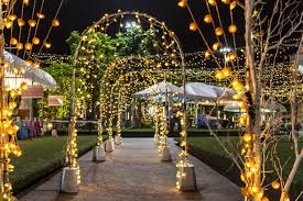 wedding arches with lights 11 brightest ideas on light decoration for wedding