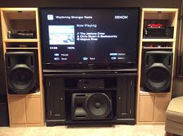 home theater front speakers behringer eurolive b215xl 15