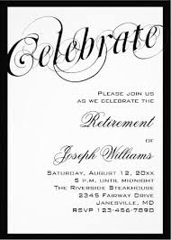 retirement invitations retirement invitations marialonghi