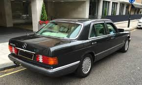 used 1986 mercedes benz sel series for sale in alderley edge