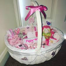 Baby Baskets 90 Lovely Diy Baby Shower Baskets For Presenting Homemade Gifts In