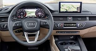 2004 Audi A4 Interior 2017 Audi A4 Has More Going On Than Meets The Eye Consumer Reports