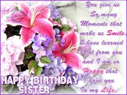 birthday cards for sister 7 best birthday resource gallery