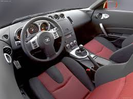 black nissan inside nismo nissan 350z 2007 picture 10 of 24