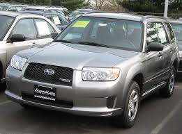 custom subaru forester file 2007 subaru forester 2 5x sports jpg wikimedia commons