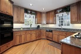 wooden kitchen countertops light brown wooden kicthen cabinet