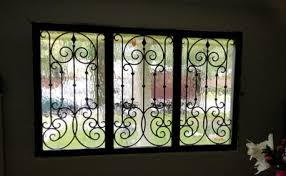 windows salazar ornamental iron design