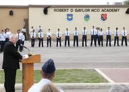 Lackland Afb Map Lackland Nco Academy Renamed To Honor Cmsaf Gaylor U003e U S Air
