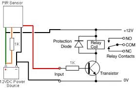 how to wire a motion sensor to multiple lights wiring diagram for pir sensor wiring diagram