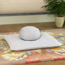 zafu zabuton meditation cushion set samadhi cushions