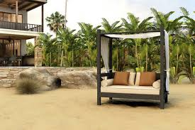 Patio Furniture Canopy Perfect Outdoor Canopy Daybed Ideas U2013 Home Designing