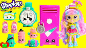 Rainbow Playset Shopkins Gym Fashion Collection Playset With Rainbow Kate Grossery