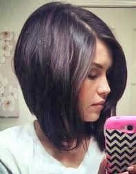 side pictures of bob haircuts cute shoulder length haircuts with bangs medium bob haircuts with