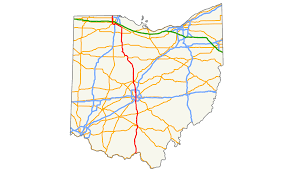 Madison Ohio Map by U S Route 23 In Ohio Wikipedia