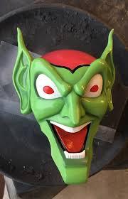 10 u2033 green goblin head u2013 limited edition