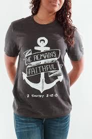 bible verse shirt anchor 2 timothy 2 12 13 logos bible software