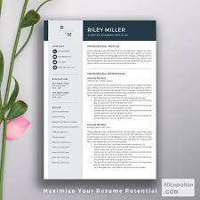 Creative Teacher Resume Templates 443 Best Design Creative Resume Cv Curriculum Vitae Images On