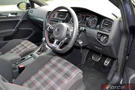 volkswagen golf gti 2015 interior 2013 volkswagen golf gti interior forcegt com