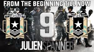 siege auto team 9 rainbow six siege from the beginning till now 9 welcome in plat