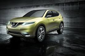 nissan crossover nissan u0027s new hi cross hybrid crossover concept could replace the x