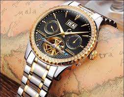 amazon best sellers best mens watches 2016 amazon best seller carnival automatical chronograph wrist