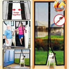 Mosquito Curtains Anti Mosquito Curtains Magnetic Screen Door Door Net Mesh