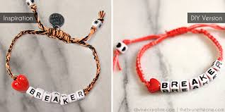 make friendship bracelet with beads images Diy friendship bracelet jpg