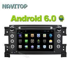 navitop android 6 0 car dvd player gps for suzuki grand vitara