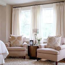Curtains For Living Room Windows Living Room Bay Window Curtain Ideas Large Size Of Treatment