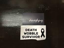 jeep stickers for girls death wobble survivor death wobble decal jeep decal jeep
