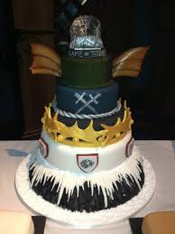tv series sitecom inspired cakes dexter game thrones himym