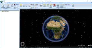 Esri Shapefile World Map by Arcgis Explorer Download