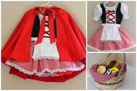 make it cozee mini tutorial red riding hood cape