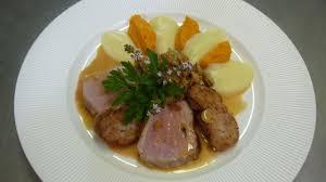 cuisiner les morilles fraiches 3 auvergne rhône alpes recette duo de ris et mignon de