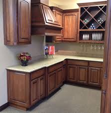cabinet bump up or out burrows cabinets central texas builder kitchen base bumped out
