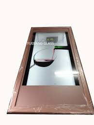 glass door chest freezer 43inch lcd glass door for drink cooler