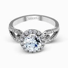 simon g engagement rings simon g engagement ring johnstonjewelers