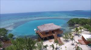 belize private island romantic getaway for two youtube